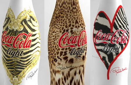 Roberto Cavalli Coca Cola Light Design