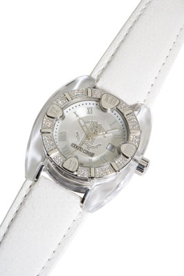 $1,569 Cavalli Diamond Time Watch