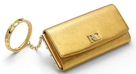 Roberto Coin Gold Clutch