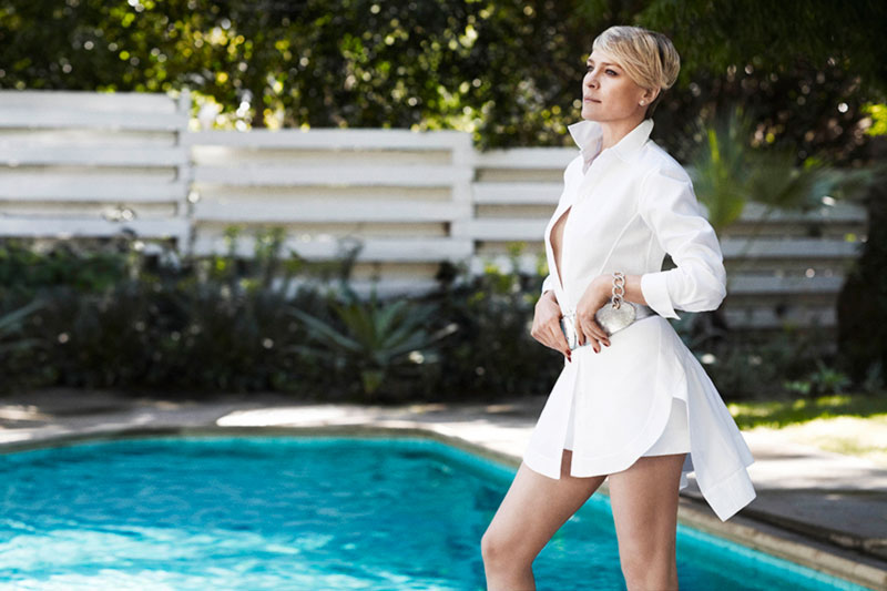 Robin Wright Town Country magazine June 2014