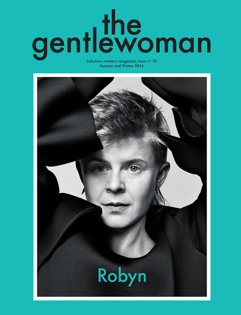 Robyn the Gentlewoman cover Fall 2014