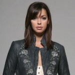 The Rock n Rose Leather Blazer in Charcoal Couture Candy