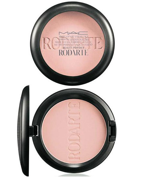 Rodarte for M A C makeup collection blush