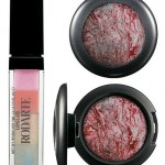 Rodarte for M A C makeup collection lipgloss