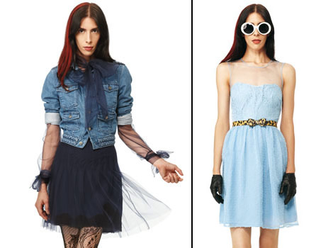 Rodarte Go Target collection