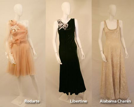 Rodarte, Libertine and Alabama Chanin for Oscar Fashion Diamonds