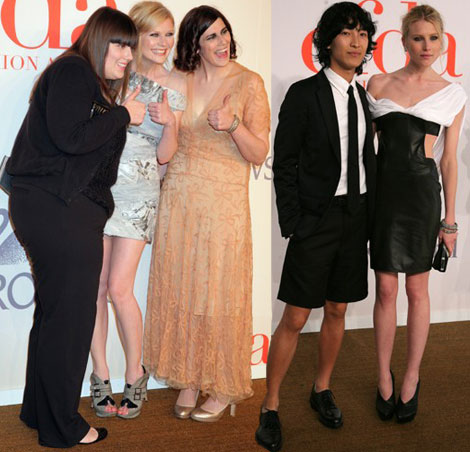 The 2009 CFDA Awards Winners