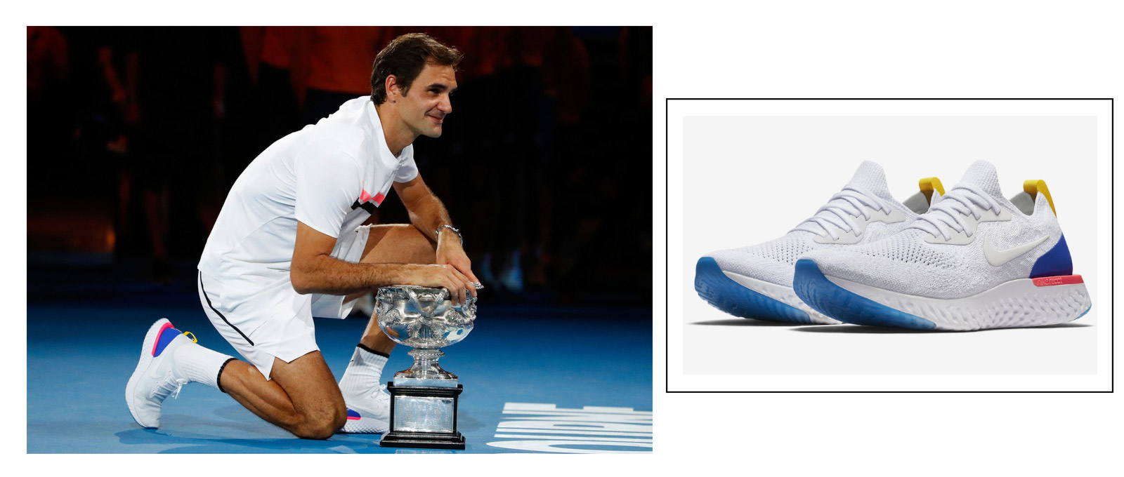 nike shoes epic react flyknit roger federer kids biography 86244