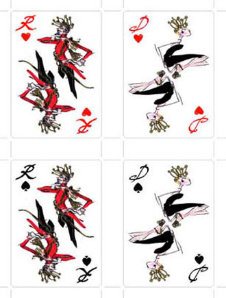 Play Some Roger Vivier Cards!