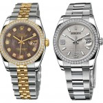 Rolex Datejust 2009 watches collection
