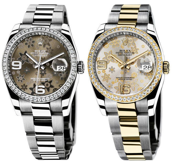 Rolex Datejust 2009 watches collection 2
