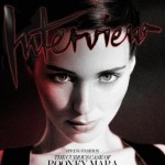 Rooney Mara Side Effects Interview March 2013 cover