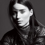 Rooney Mara Vogue February 2013 photographed by David Sims