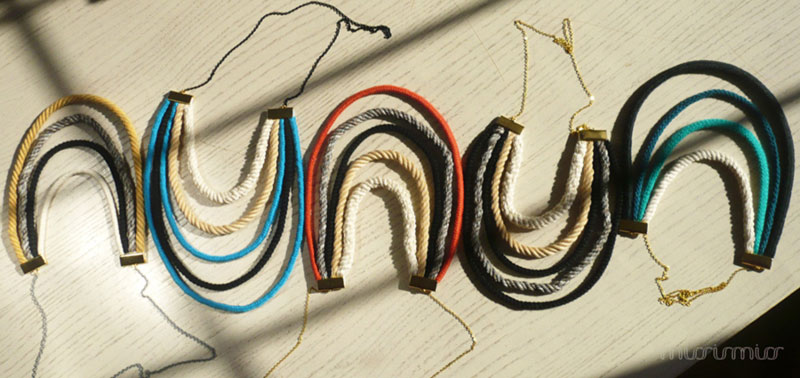 rope necklaces missimiss
