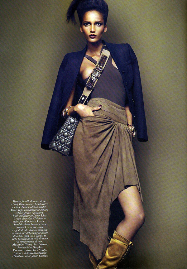 Rose Cordero Vogue Paris March 2010 2