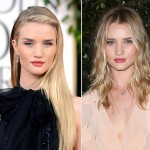 Rosie Huntington Whiteley Amazing new hair