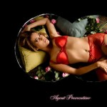 Agent Provocateur L'Appartement Collection - Rouge