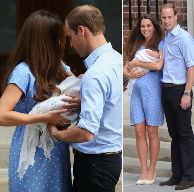 RoyalBaby first appearance