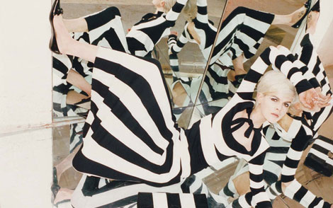 Ruby Jean Wilson In Stripes: Dizzy Marc Jacobs Spring 2013 Ad