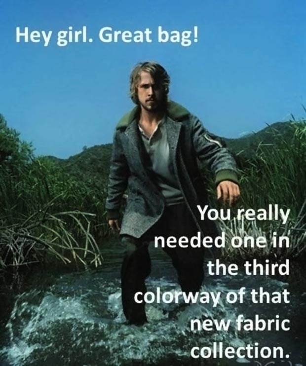 Ryan Gosling Hey Girl New Bag