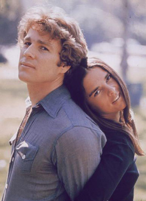 Ryan O Neal Love Story