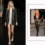 Saint Laurent SS16 dress Kate Moss copycat