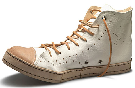 Sak leather Converse sneakers