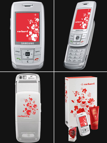 Fancy This Samsung E250 Cacharel Mobile?