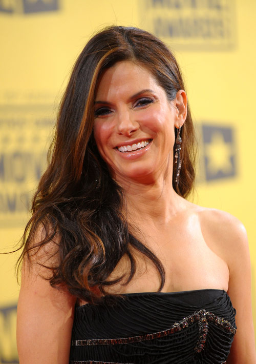 Sandra Bullock Critics Choice Awards 2010 3