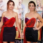 Sandra Bullock dress mov