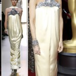 Sarah Jessica Parker Chanel dress 2010 Oscars