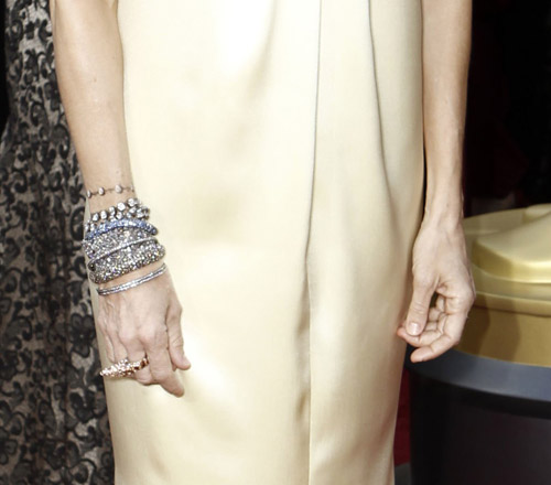 Sarah Jessica Parker Chanel dress 2010 Oscars 3