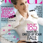 Sarah Jessica Parker Vogue August 2011 cover