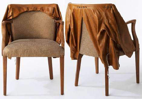 Couture Furniture. Biensur!