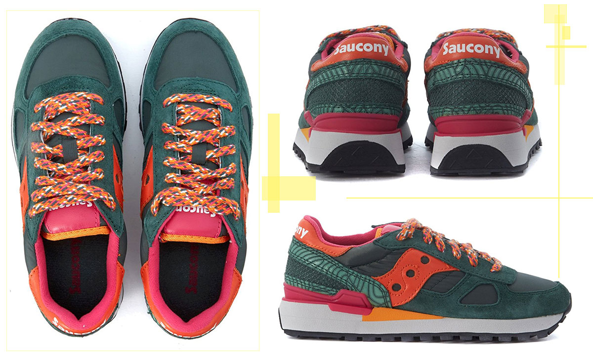 saucony limited edition sneakers