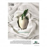Save your Logo campaign Lacoste