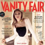 Scarlett Johansson Vanity Fair France first issue