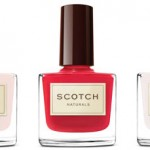 Scotch Natural Nail Polish red hues