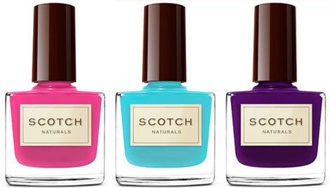 Scotch Natural Nail Polish