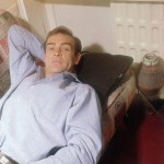 Sean Connery couch