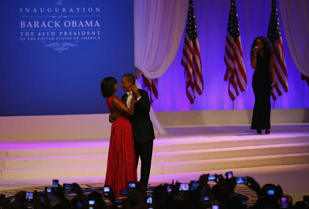 Second Inauguration Ball First Dance