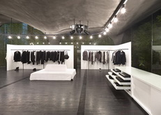 Ann Demeulemeester Shop in Seoul