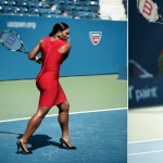 Serena and Venus Williams Tennis Fashion Match 3