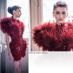 Serkan Cura collection inspired Unicef doll