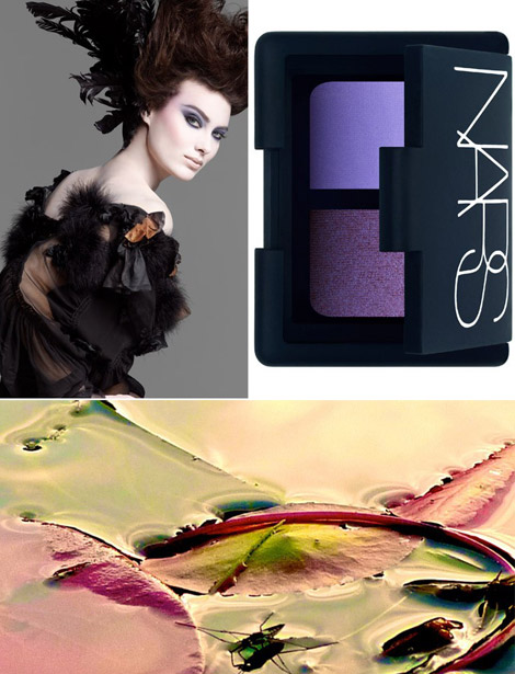 Marc Jacobs, Olivier Theyskens, Daphne Guiness For Nars 15×15