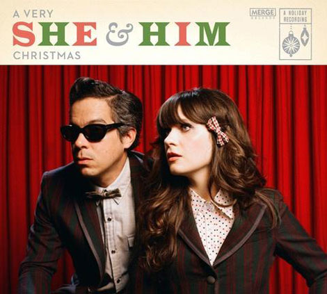 She & Him Animated Baby It's Cold Outside