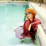 Shirley Manson Oliver Peoples Sunglasses Collection