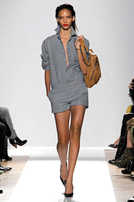 shirt shorts jumpsuit Barbara Bui Spring 2013