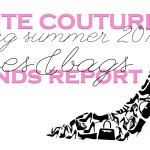 shoes bags trends couture spring summer 2015
