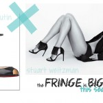shoes trend this season the fringe